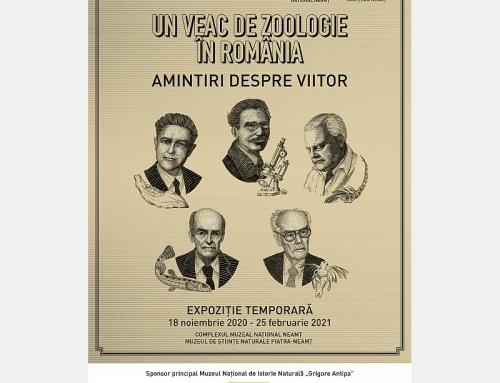 """Expoziția """"Un veac de zoologie în România. Amintiri despre viitor"""" la Piatra-Neamț"""