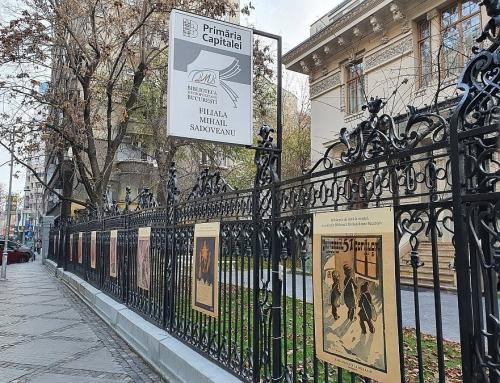 """Expoziția """"Sărbători de iarnă în colecţiile Bibliotecii Metropolitane București"""""""