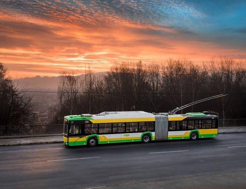 Solaris va livra inca 25 de troleibuze la Brasov