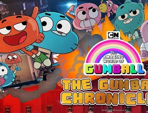 Gumball, pe locuri, fii gata, start! Premiera noilor episoade din seria premiată Cartoon Network