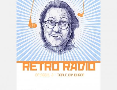 Jumătate de milion de tineri de pe TikTok urmăresc bunicii Retro Radio Podcast